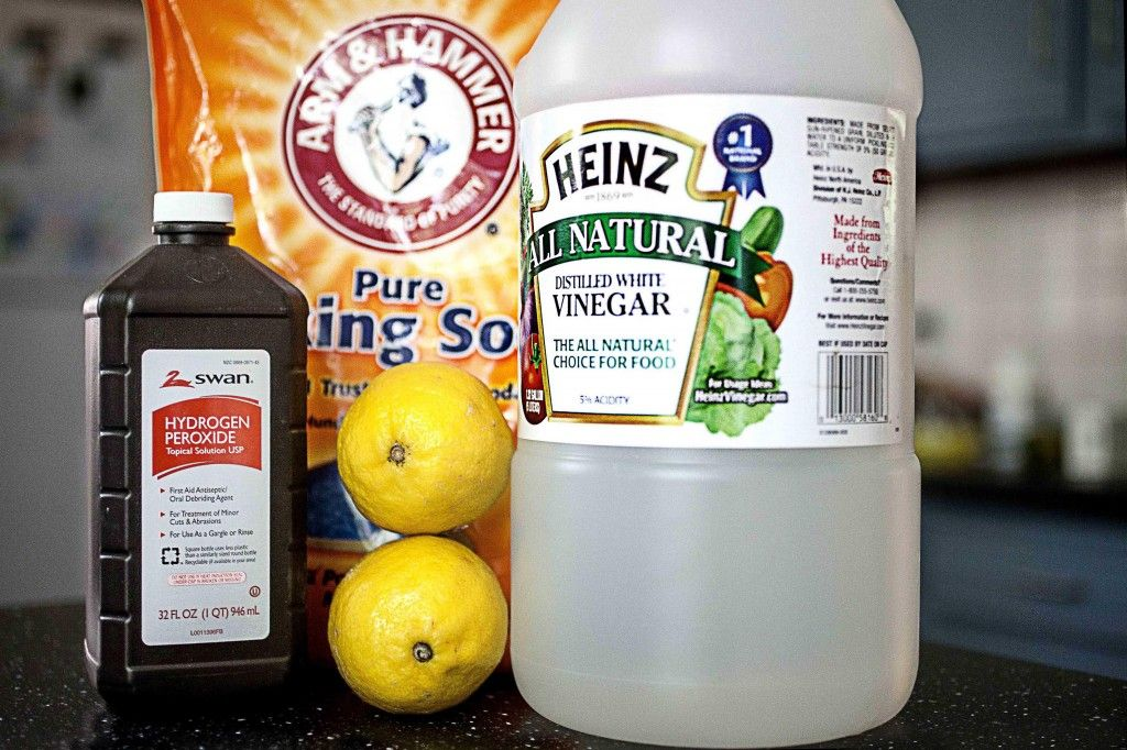 4 Easy Earth Friendly Cleaners You Can Make At Home
