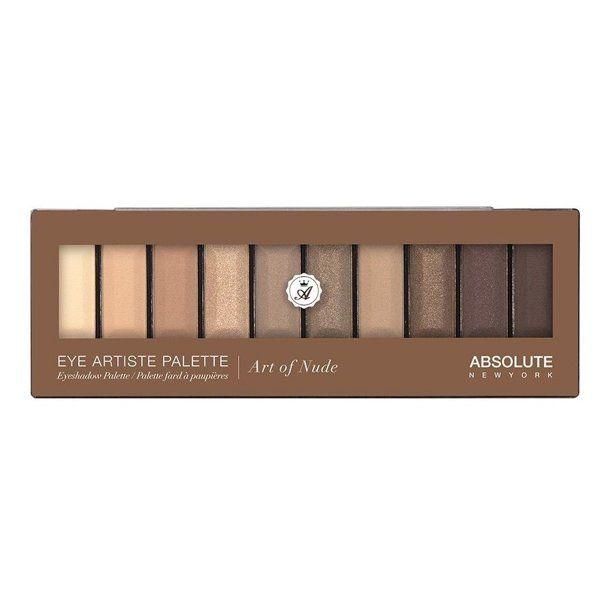 (3 Pack) ABSOLUTE Eye Artiste Palette - Art Of Nude
