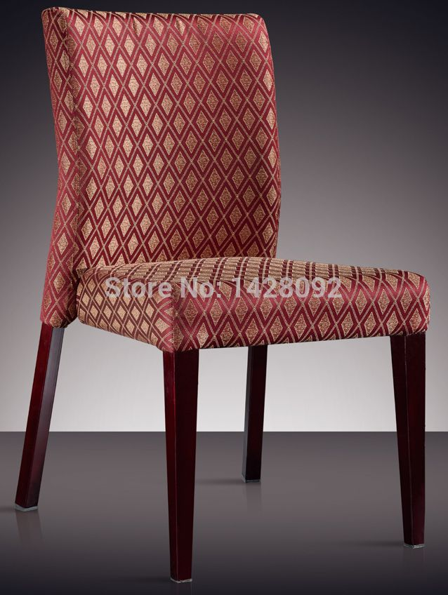Quality Modern Fully Upholstered Hotel Chair Dining Lq L8071