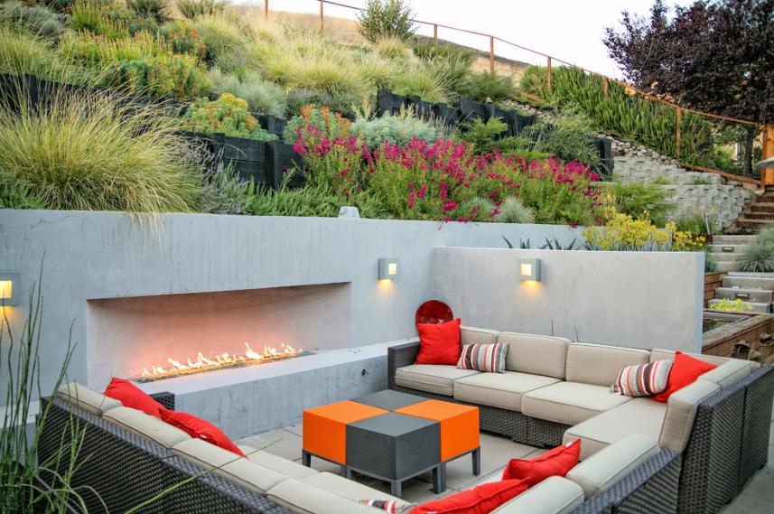 Award Winning Garden Location Danville California U S Designer