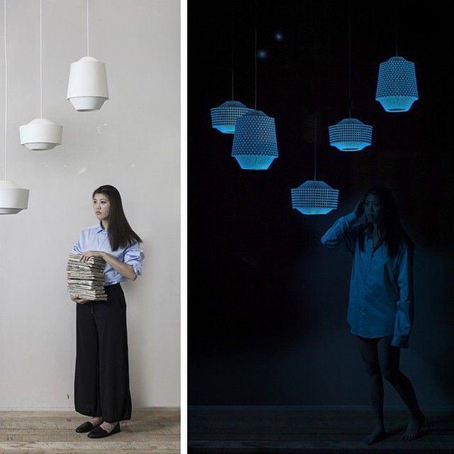 """""""Nieuw in onze webshop! De magische Loena Lantern lampen van #Ontwerpduo. Gloeien nog prachtig na als het licht uit is en het donker is. *check voor meer…"""""""