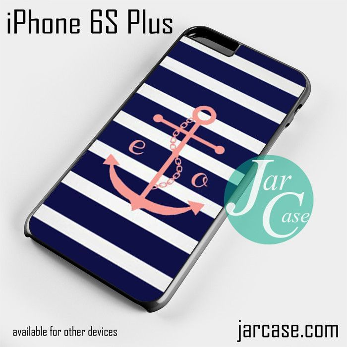 Navy and Anchor - Z Phone case for iPhone 6S Plus and other devices