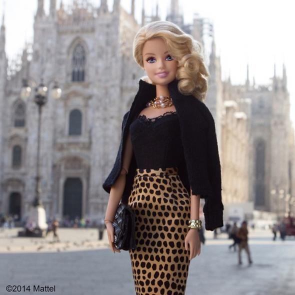 Barbiestyle: Die Fashion Week Looks von Barbie