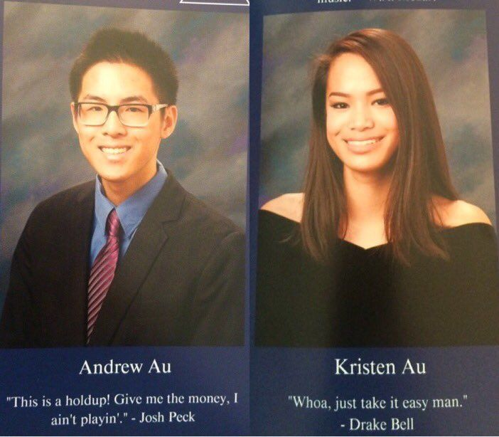 Twitter Funny Yearbook Quotes Senior Quotes Funny Yearbook Quotes