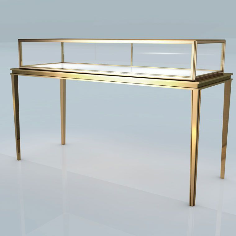 jewelry display cases glass cabinets retail design