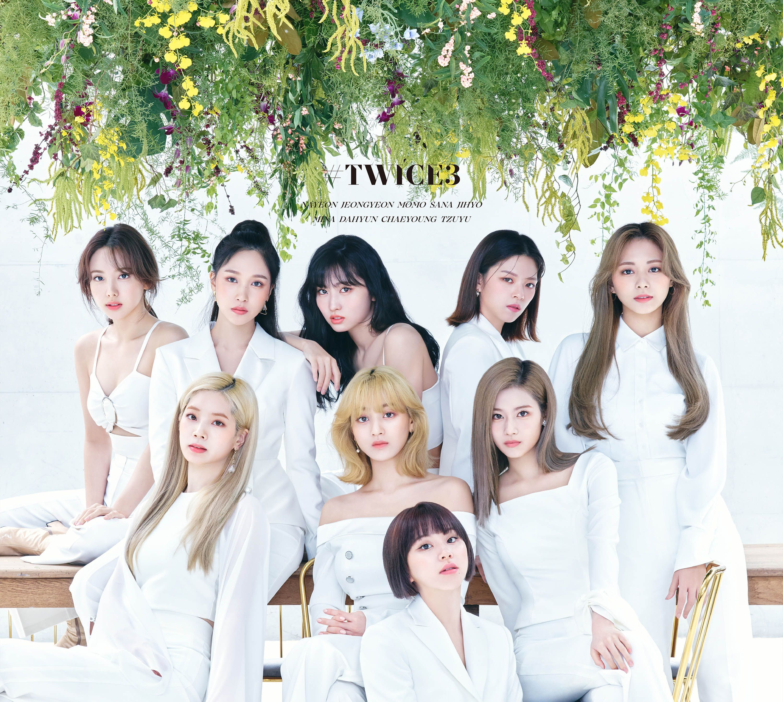 Twice Japanese 3rd Best Album Twice3 Teaser Photos Hd Hq Best Albums Twice Kpop