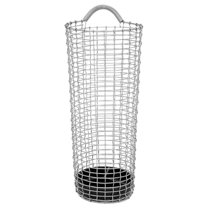 Photo of Korbo Umbrella Bin, stainless steel