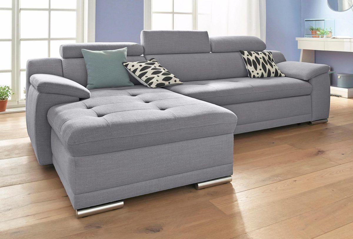 Wohnzimmer Garnituren ~ Sit&more polstergarnitur grau recamiere links fsc® zertifiziert