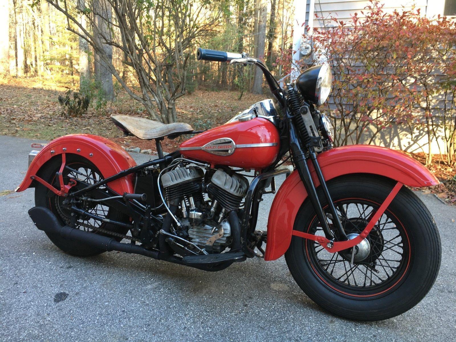 1942 Harley Davidson Other Classic Harley Davidson Harley Davidson Harley Davidson For Sale