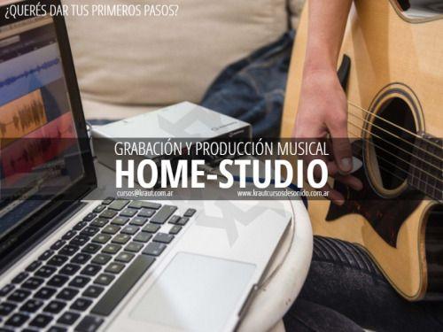 Grabación y Producción Musical en Computadora (Home-Studio) ¡¡¡ÚLTIMO DEL AÑO!!!