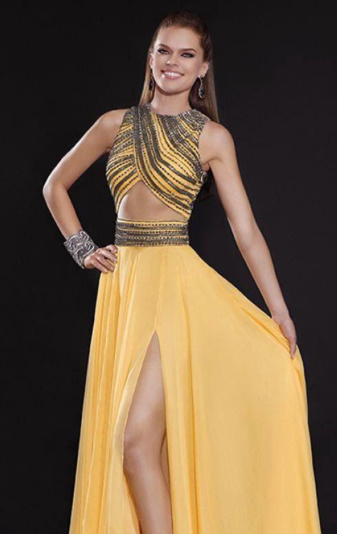 Moda Para Fiesta Los Mejores Vestidos Noche Para Fiesta Vestidos De Moda Vestidos De Glamour Vestidos De Baile Largos