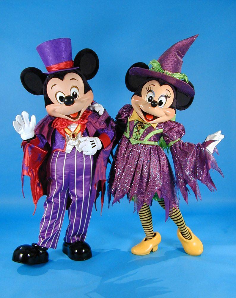 mickey minnie vampire witchjpg 7941000 disney halloween - Mickey Minnie Halloween
