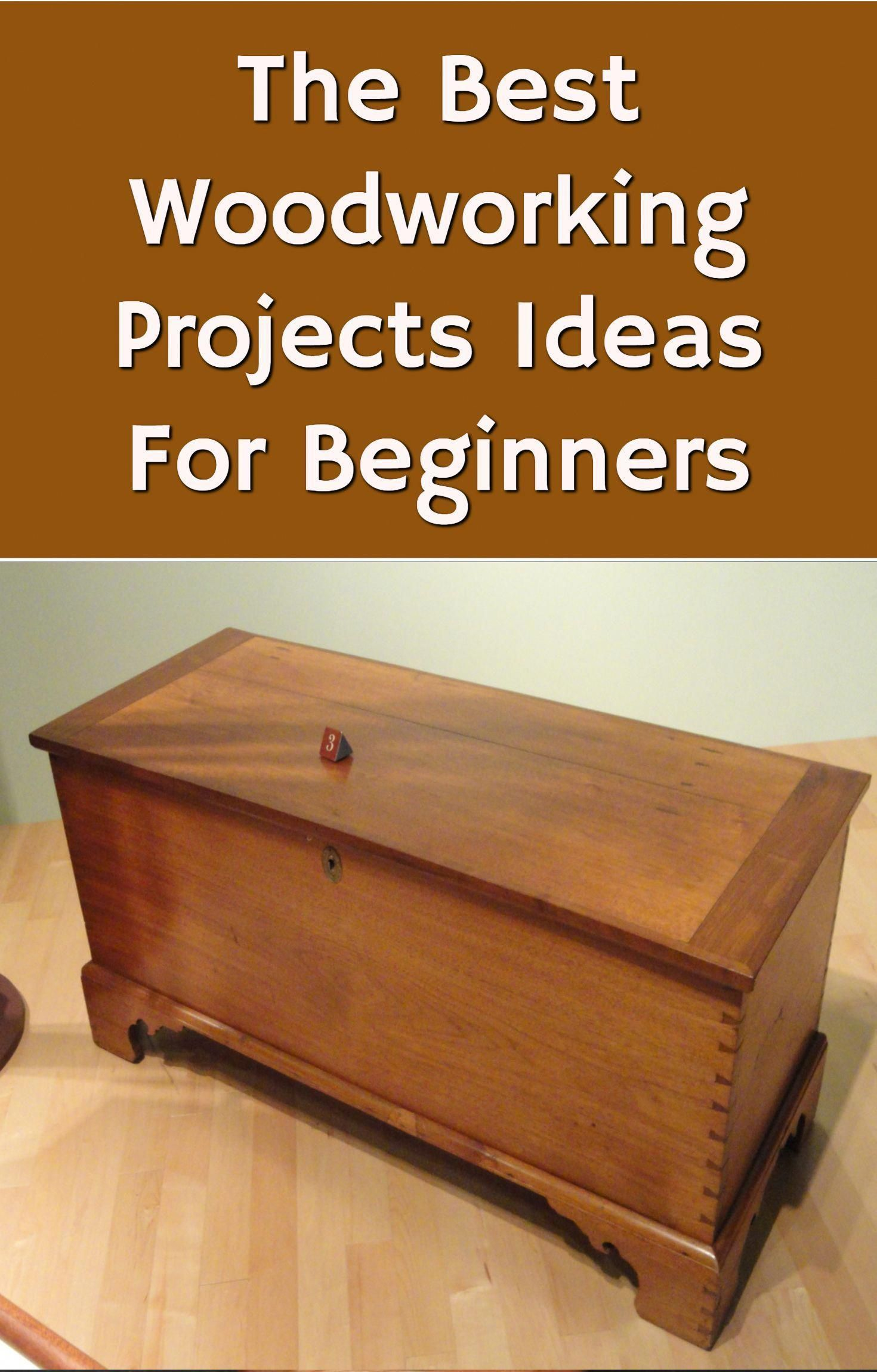 The Best Woodworking Projects Ideas For Beginners Simple