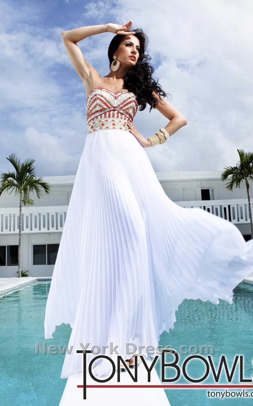 Itus ana and i love this dress dresses pinterest tony bowls