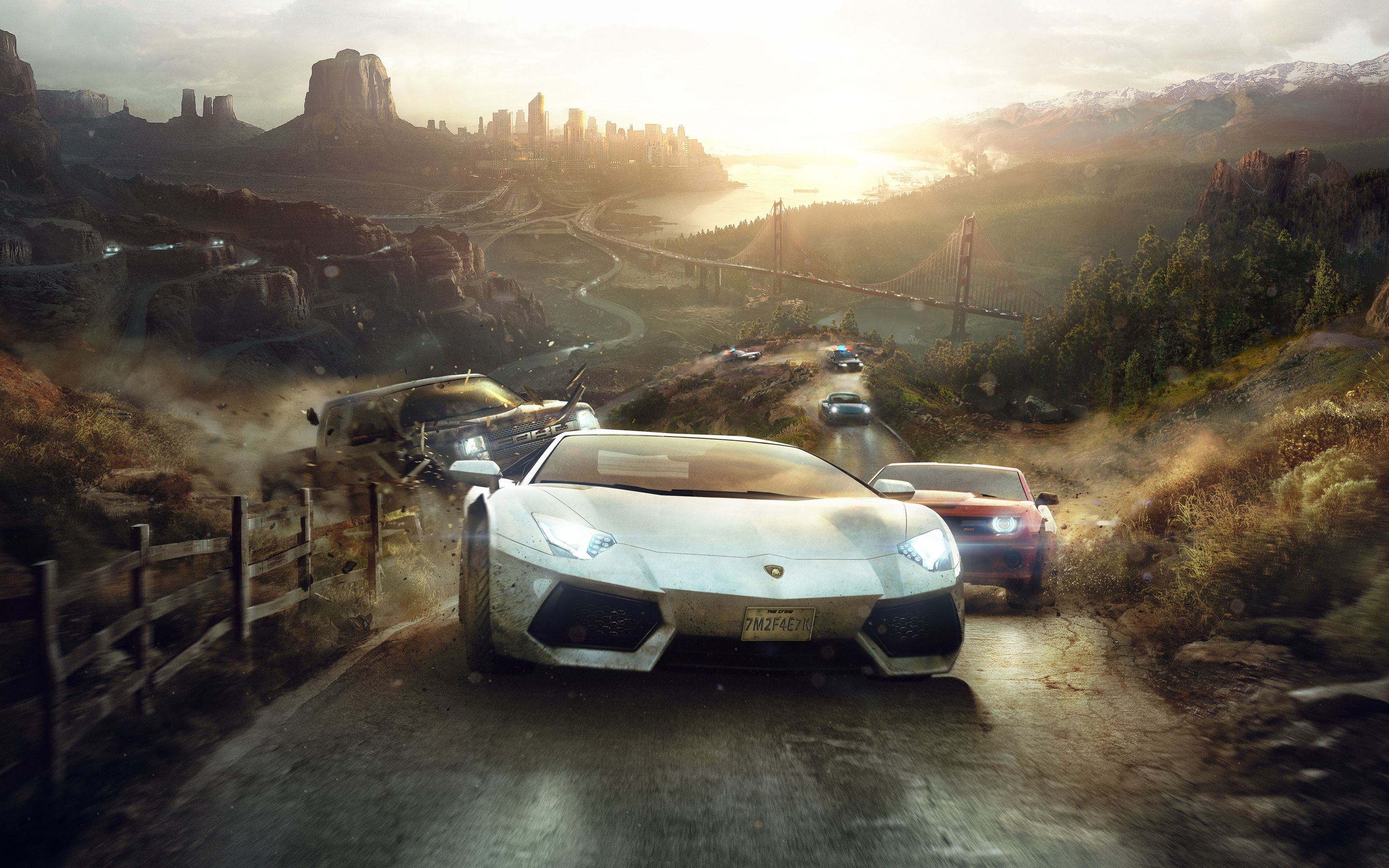 The Crew 2014 Game Wallpapers Hd Wallpapers Super Car Racing Car Wallpapers Gaming Wallpapers Hd