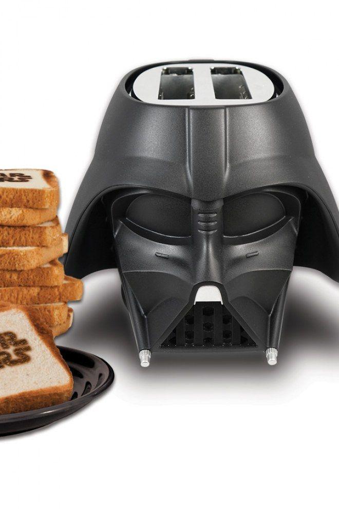 Un grille-pain Dark Vador, l'idée cadeau super originale pour un ...