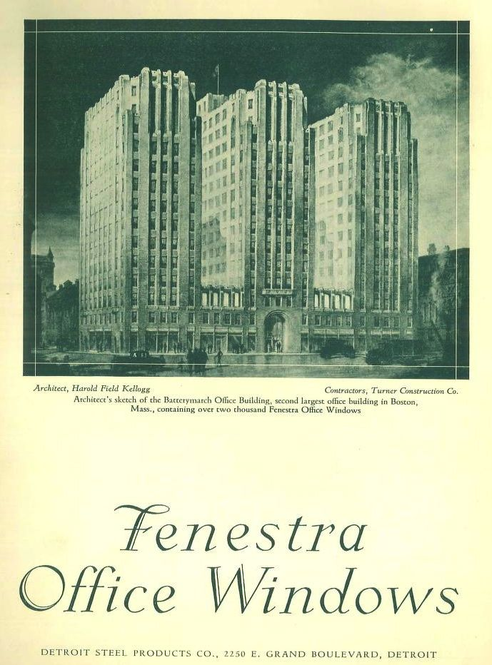 Fenestra office windows : Detroit Steel Products Cp  : Free Download