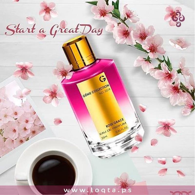 99c8fa73e Perfume Bottle · كوني دائما متألقة ...واجلي لحضورك التميز مع عطر مانسيرا  روز جريس النسائي الفاخر