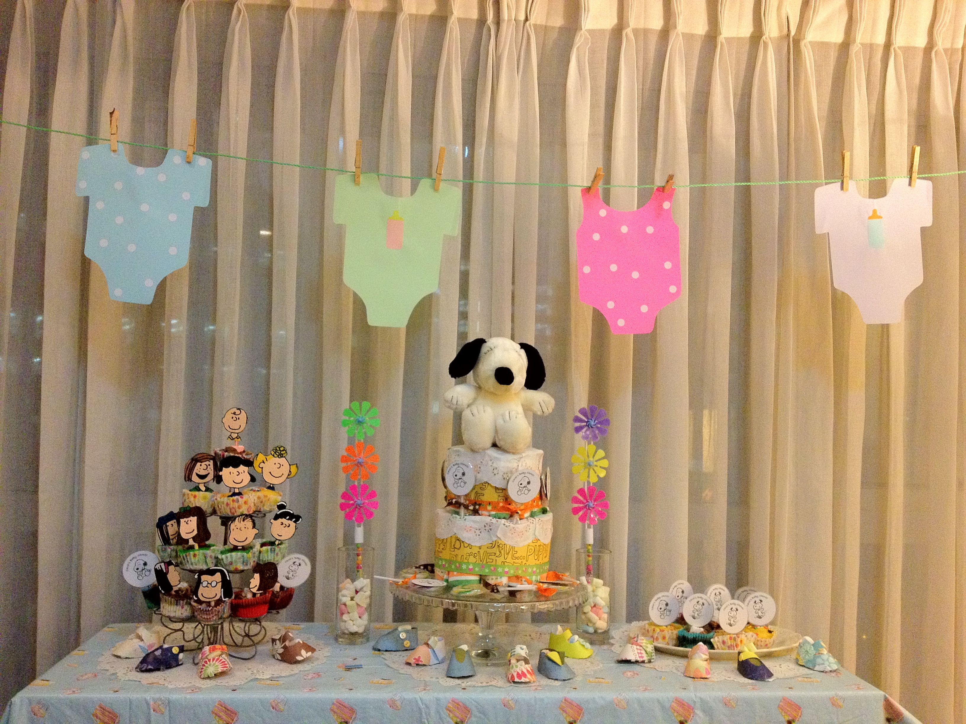 Best 20 Snoopy baby showers ideas on Pinterest—no signup required
