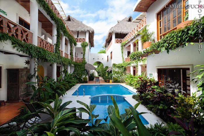 Hotelito Los Suenos Boutique Hotel In Sayulita Mexico Offers The Perfect Vacation Al Choice With