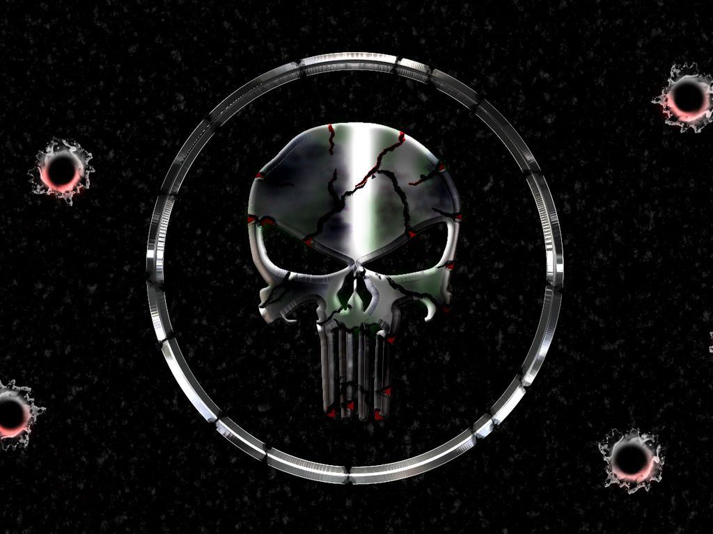 Punisher Warzone Wallpaper