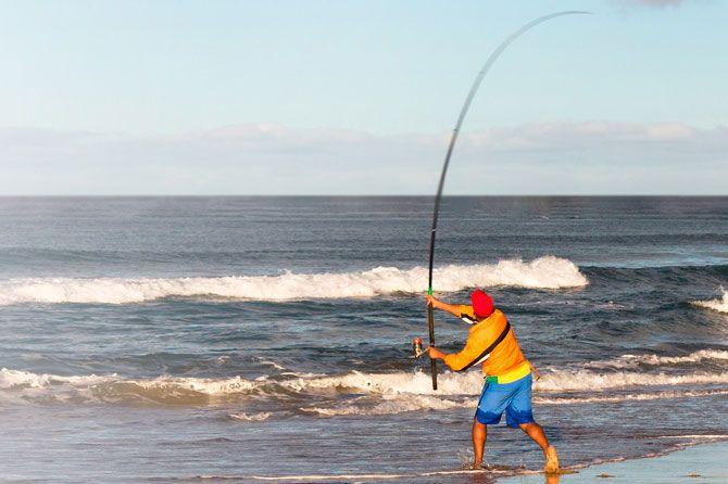 Surf Fishing Vabeach