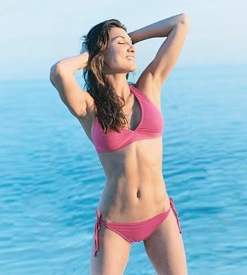 Try this 15-minute belly fat blast workout routine. This routine is quick, effective and will help you lose weight in no time. Get slim and fit just in time for summer with this intense workout.