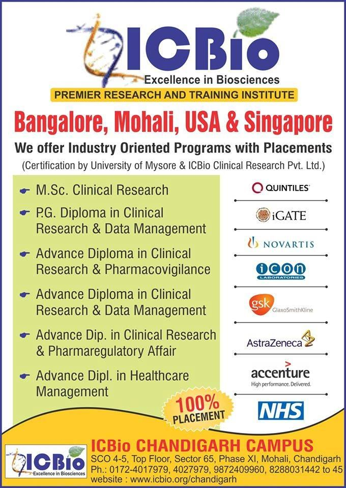 Icbio Clinical Research Clinical Data Management Training Institute