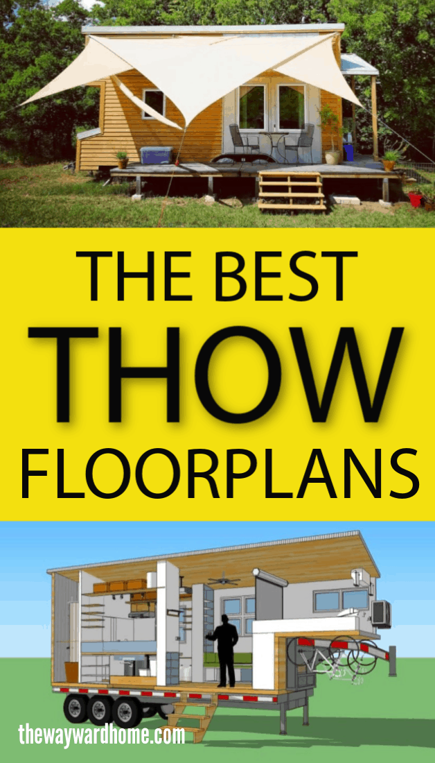 How to pick the best tiny house on wheels floor plan