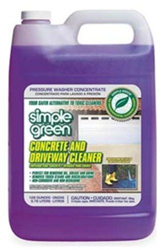 Concrete Cleaning Products Tips For Stains Rust Oil