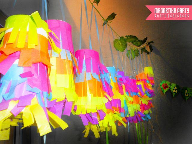 die besten 25 luau party dekorationen ideen auf pinterest l au hawaii party dekorationen. Black Bedroom Furniture Sets. Home Design Ideas
