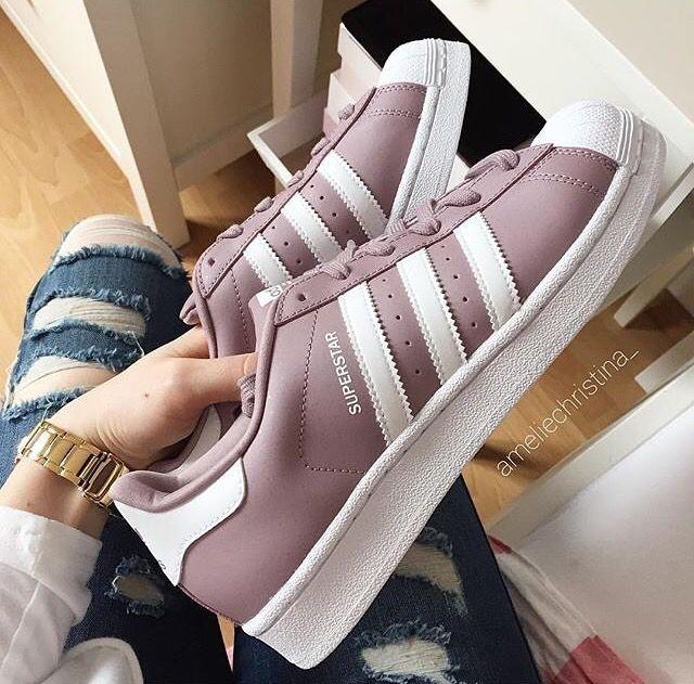 cb30797d20b9 Purple adidas