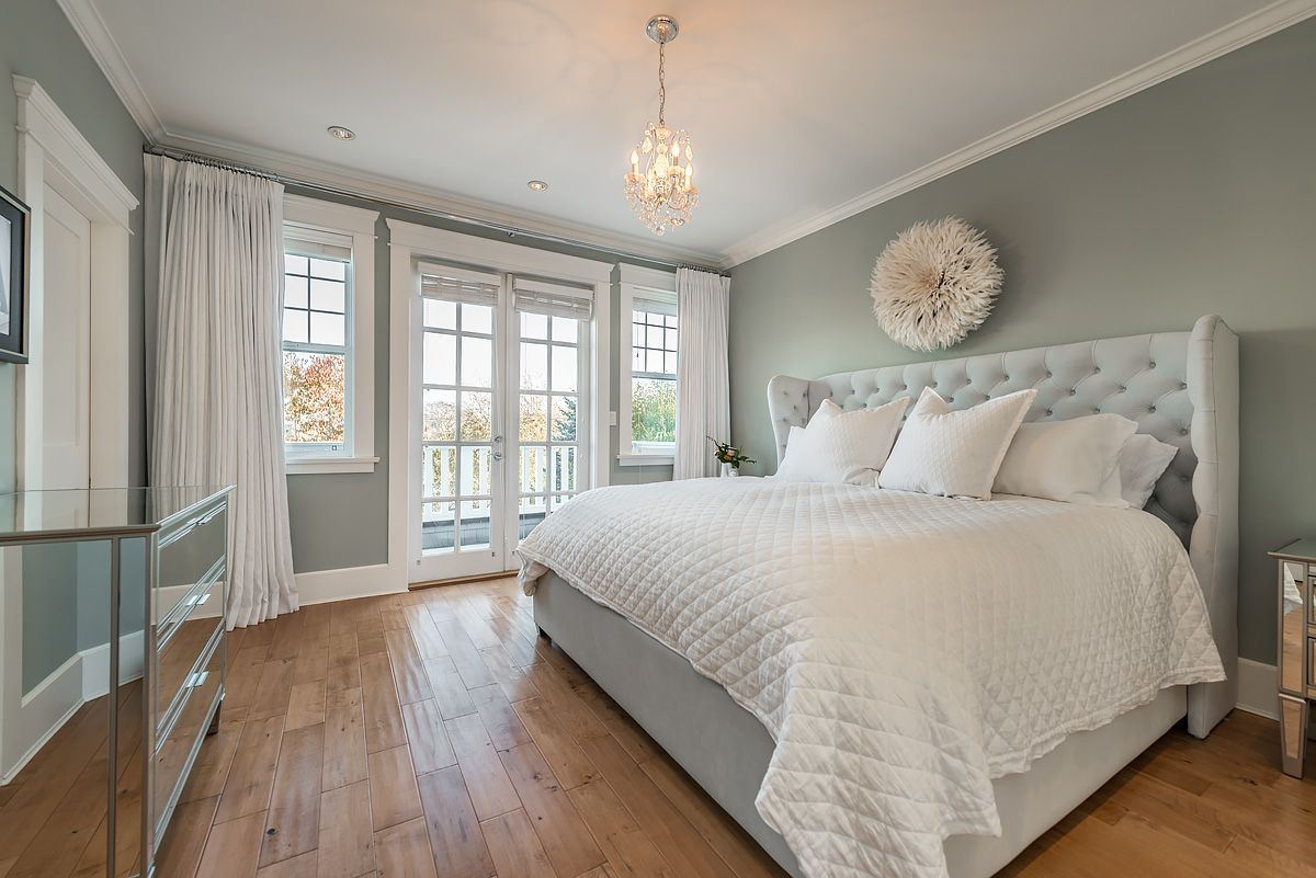 Our First Family Home Blue Gray Bedroom Gray Bedroom Home