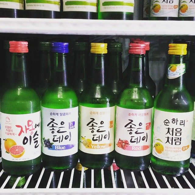5 Brands Of Fruit Soju You Must Try This Summer Korean Food Drinks Soju Drinks