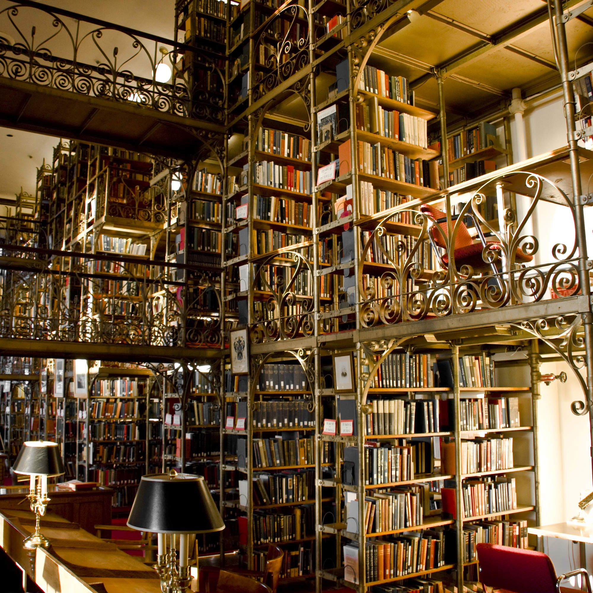 The 15 Most Beautiful College Libraries in America ...