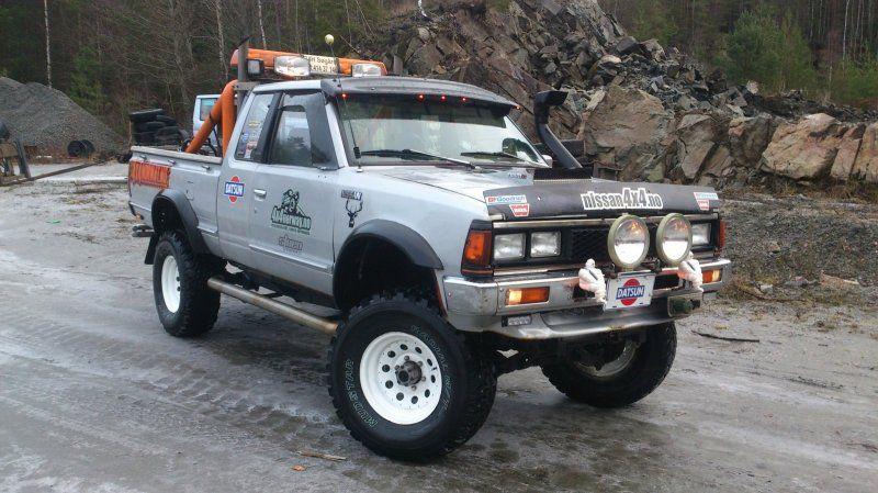4x4 Parts Registry Nissan Trucks Datsun Pickup Nissan 4x4