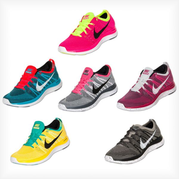 buy popular c5892 b40a9 Nike Flyknit Lunar 1 Womens Shoes by finishline on Polyvore