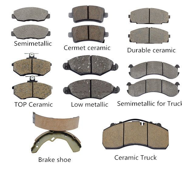 Brake Pads Are The Single Most Critical Component In Your Vehicle Careful Select What Type Of Pad Work Best I Brake Pads Performance Brakes Ceramic Brake Pads