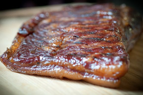 Curing and Smoking Bacon at Home Via Food 52