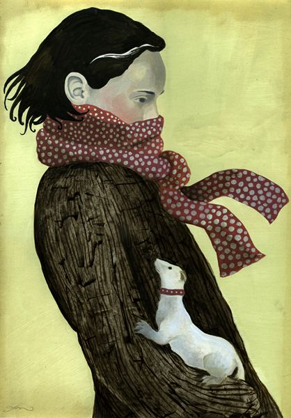 scarf- lovely: Jorge Mascarenhas