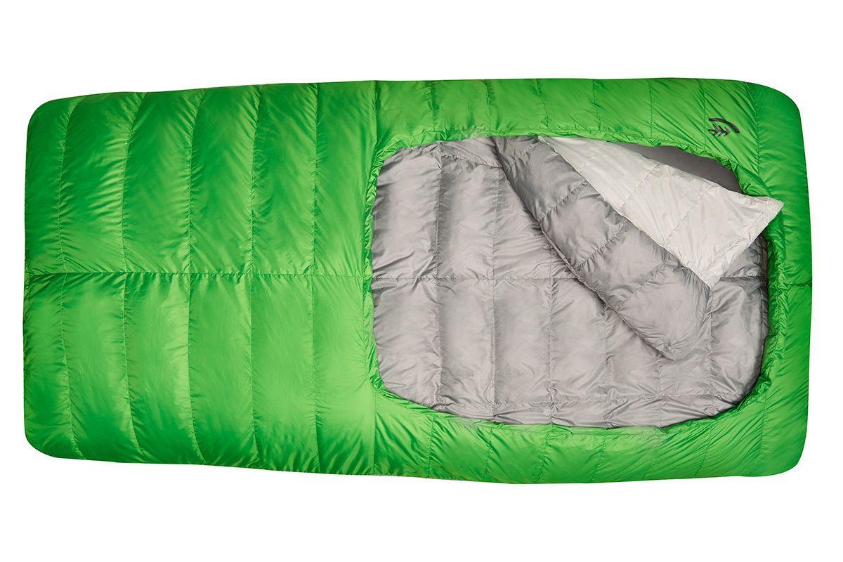 Sierra Designs Backcountry Bed Duo 600 2 Season Sleeping Bag