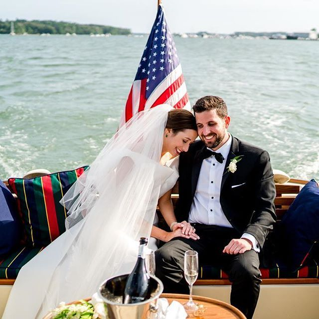 Gorgeous Coastal Maine Wedding Photographed By Rodeo And