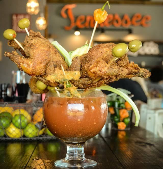 The Instagrammers Guide To Nashville Tn: 11 Best Bloody Marys In Nashville