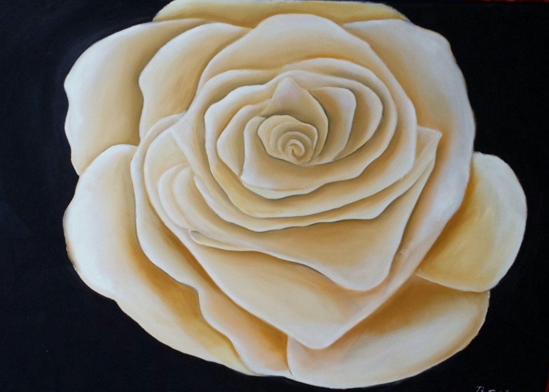 Rose von Atelierbarbara1 auf Etsy