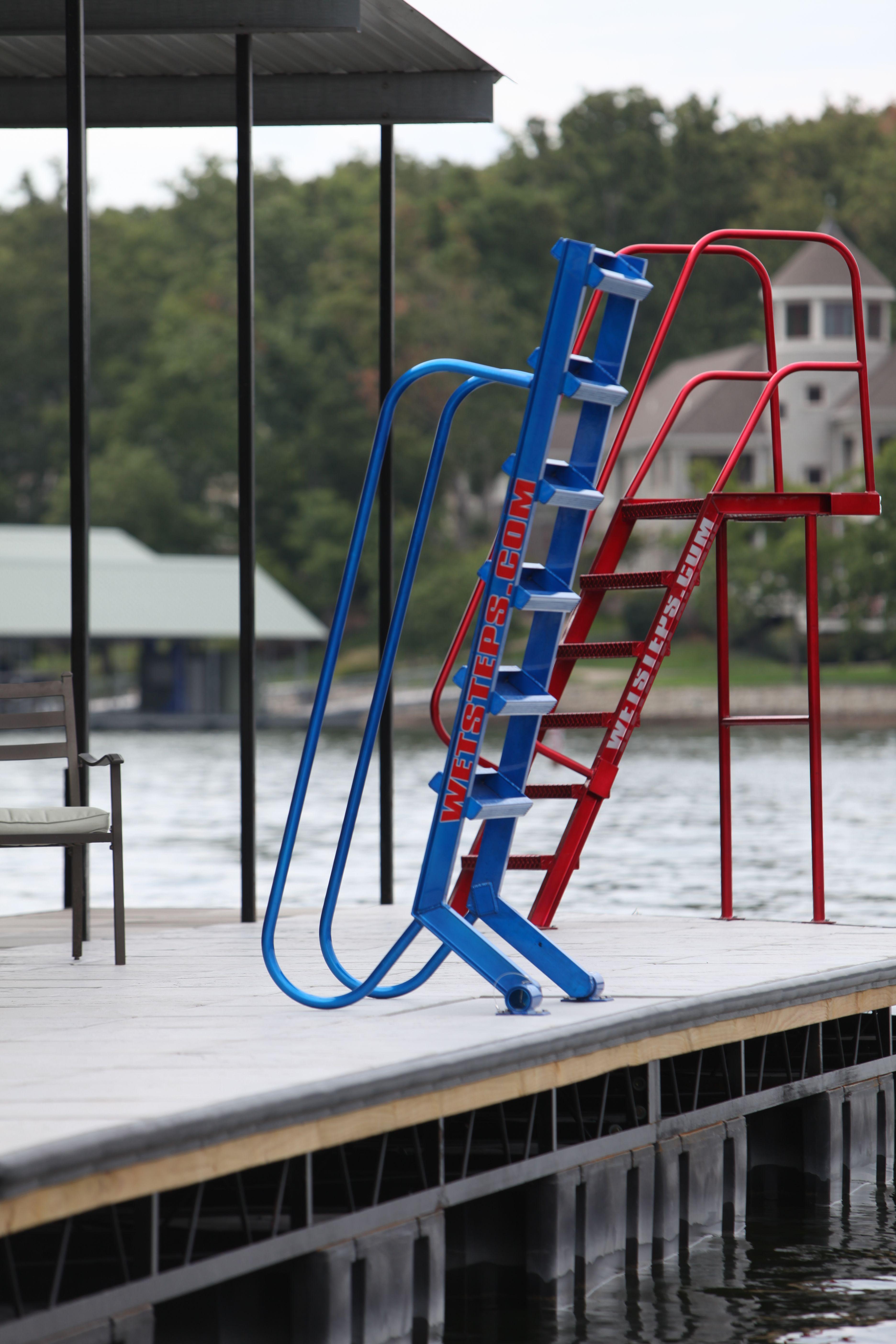 Wetsteps Bolt Together Ladder K R Manufacturing Ladder Bolt Step Ladders