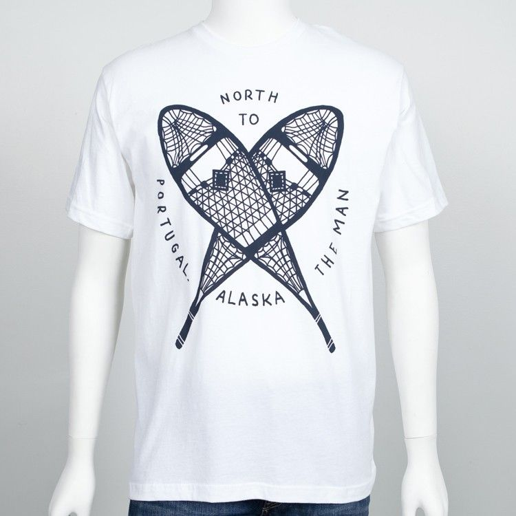 Go See Portugal The Man S Snow Shoes Slim Fit T Shirt Portugal