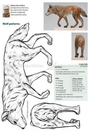 28+  Ideas For Wood Carving Patterns Animals Free Printable