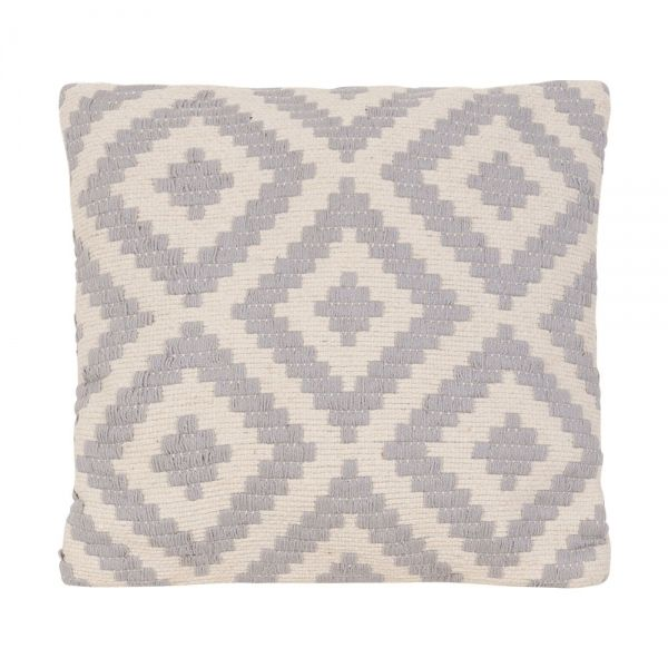 Cult Living Aztec Woven Cushion, Grey and White in 2019 ...