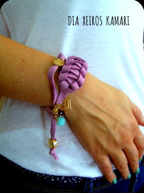 bracelet#lilac