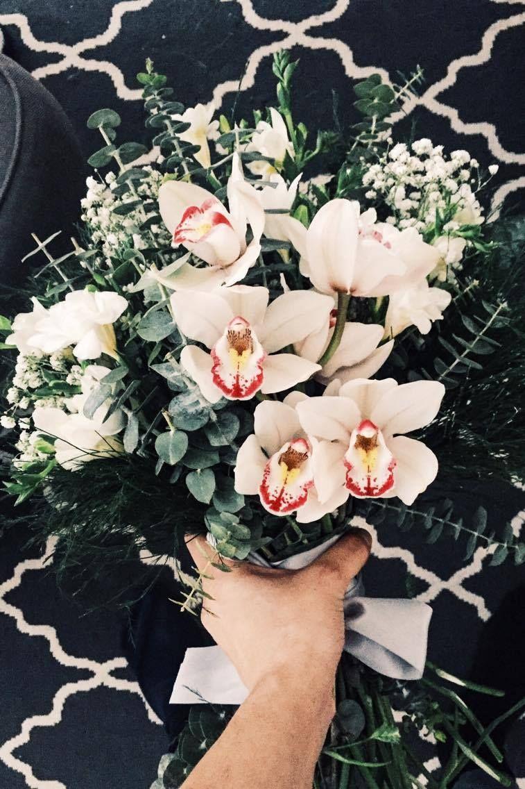 Orchid Bouquet Bloom Zagreb Buket Orhideja Orchid Bouquet Bloom Flower Boxes